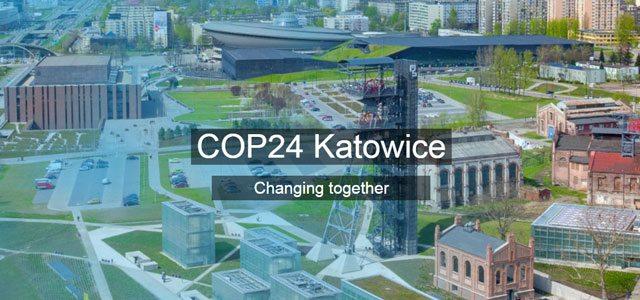 Tufts at COP24: Katowice, Poland