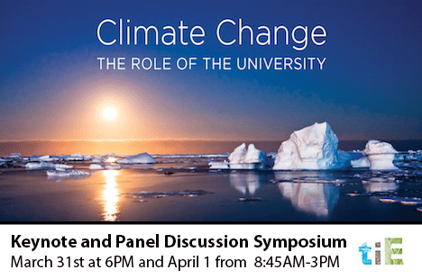 Climate Change and the Role of the University_Symposium_2016_TIE