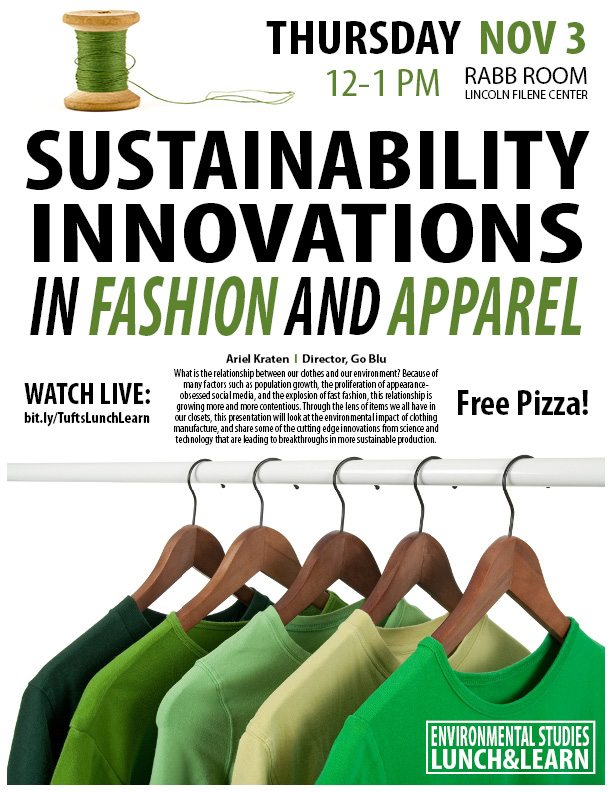 Sustainability Innovations in Fashion & Apparel_Lunch & Learn_TIE