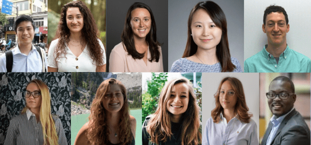 Welcome, 2021 TIE Fellows and TIE-SEI Interns!