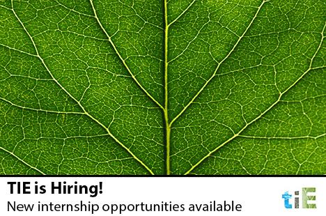 TIE_ graduate and undergraduate internship opportunities