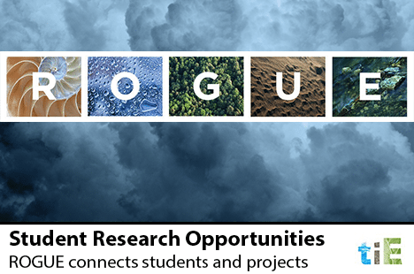 TIE_Research Opportunities for Graduate and Undergraduate Exchange (ROGUE)_2015
