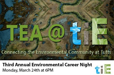 TIE_TEA_Third Annual Tufts Environmental Alumni Career Night_2014