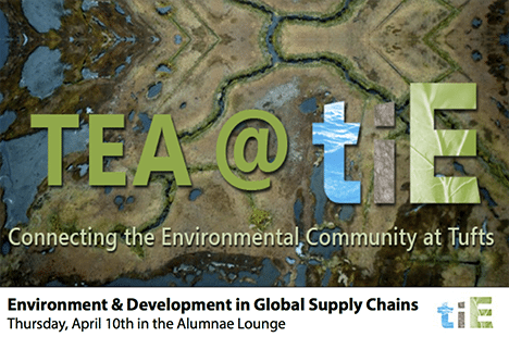 TIE_TEA_Talk Program_Environment and Development in Global Supply Chains