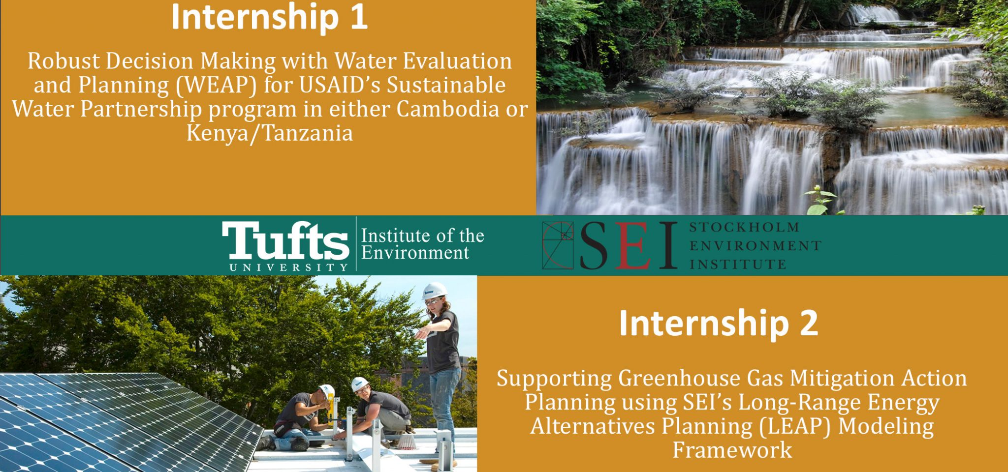 A week left to apply for TIE-SEI internships!