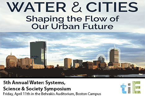 TIE_Fifth Annual WSSS Symposium_Water & Cities_2014