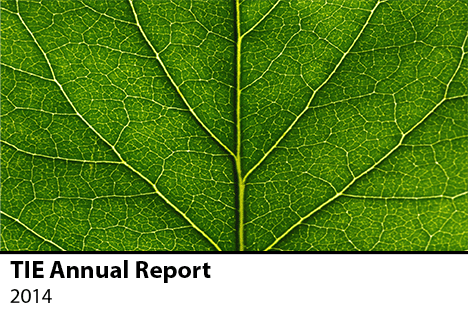TIE Annual Report 2014