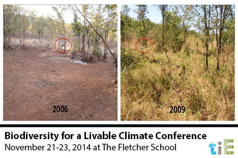 TIE_Conference_Restoring Ecosystems to Reverse Global Warming_2014