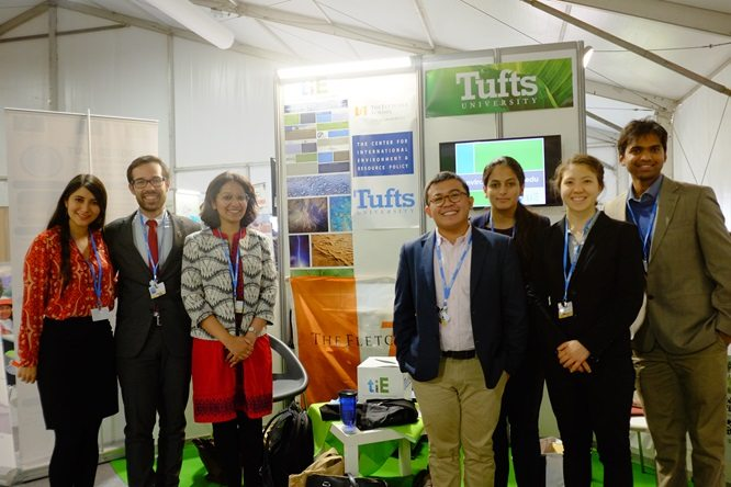 TIE_Tufts Delegates Experience at COP-22
