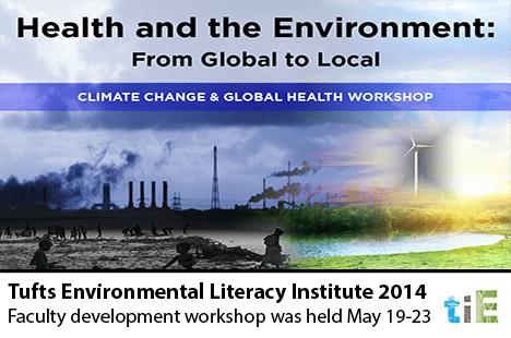 TIE_TELI_Climate Change and Global Health Workshop_2014