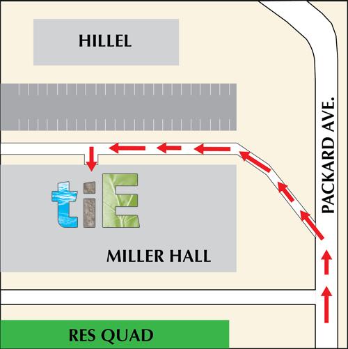 TIE Map