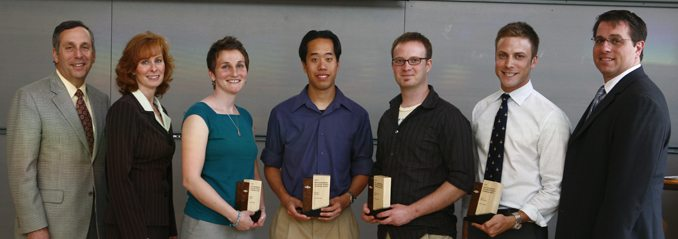 2008 Dow Award Winners