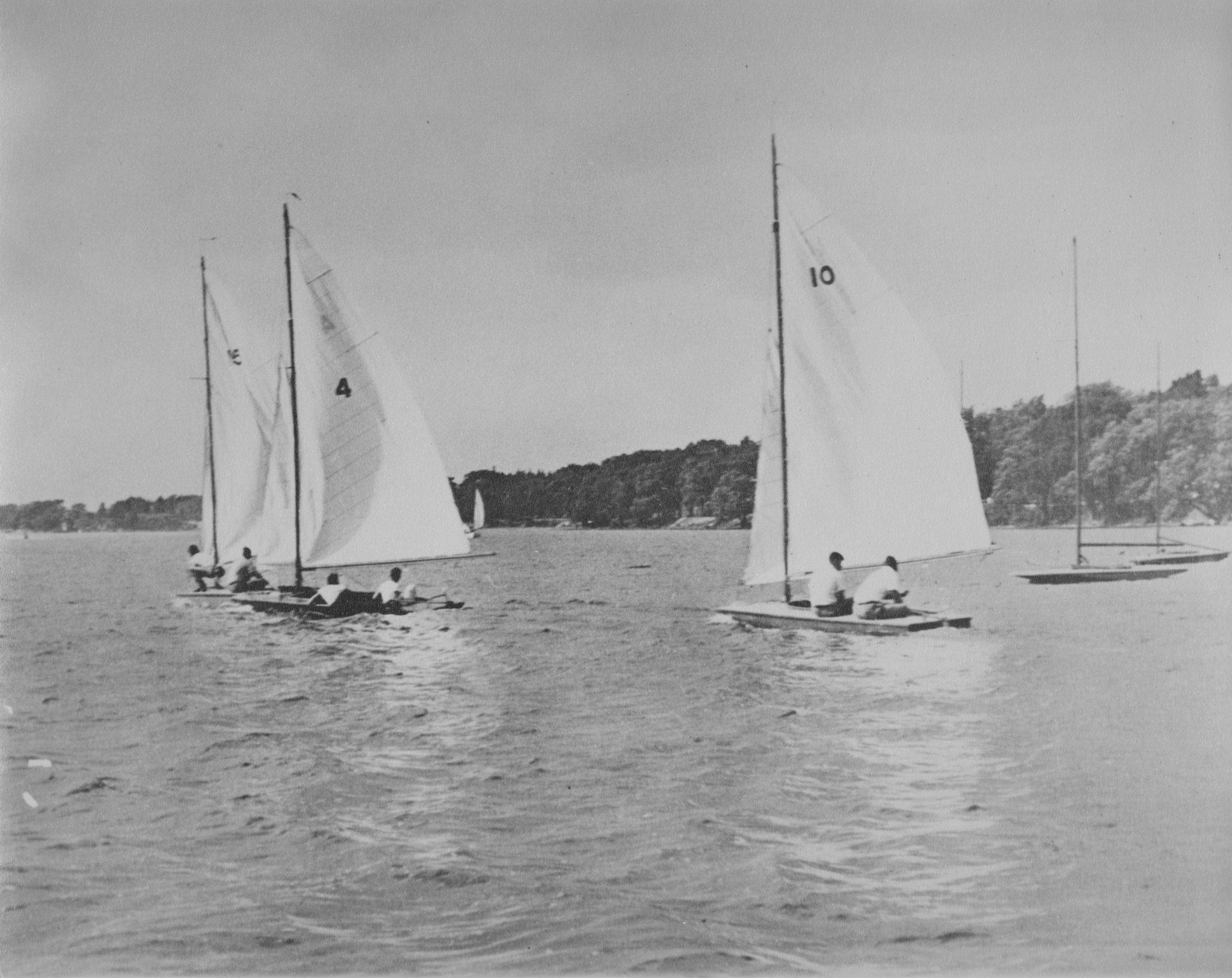 Lake Q - Sailing